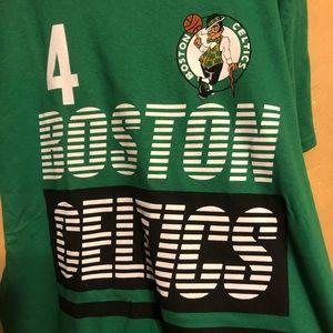 Boston Celtics T shirt NBA Men's L  Basketball